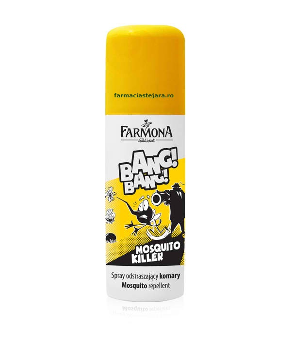 Farmona Spray repelent contra insectelor  Mosquito Killer